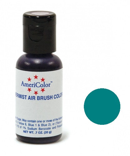 AMERICOLOR AIRBRUSH COLOUR 0.65OZ TEAL
