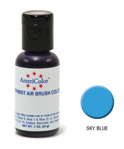 AMERICOLOR AIRBRUSH COLOUR 0.65OZ SKY BLUE