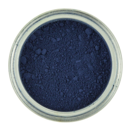 RAINBOW DUST POWDER COLOUR & PETAL DUST NAVY BLUE