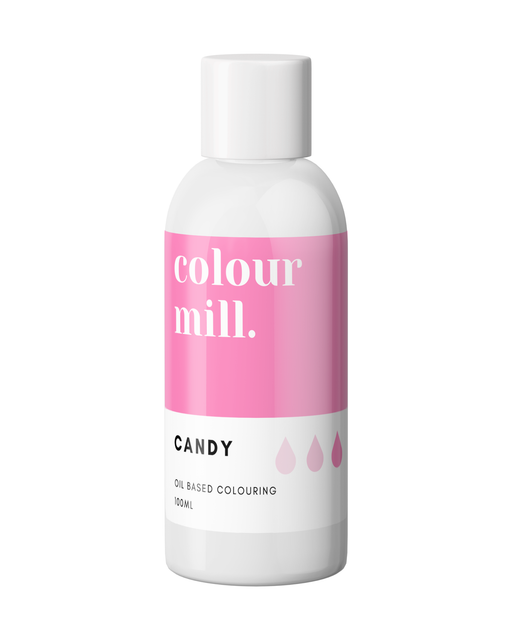 COLOUR MILL OIL BASED COLOURING 100ML CANDY
