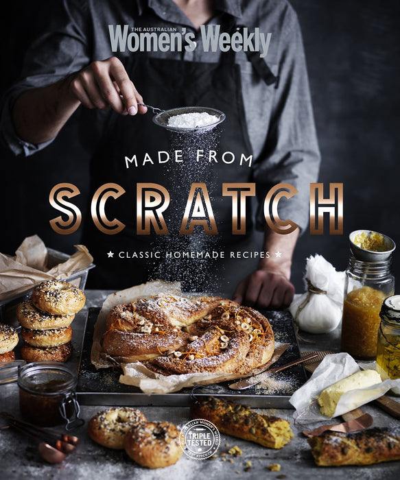 WOMENS WEEKLY MADE FROM SCRATCH