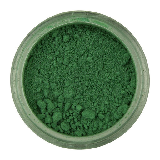 RAINBOW DUST POWDER COLOUR & PETAL DUST IVY GREEN
