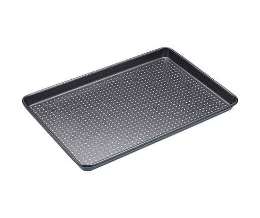 MASTERCRAFT CRUSTY BAKE BAKING TRAY 39CM