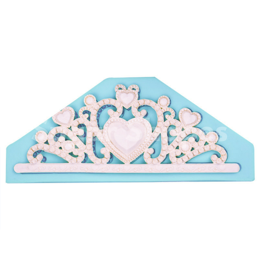 SILICONE MOULD PRINCESS TIARA