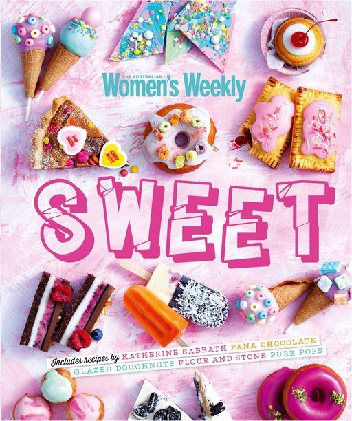 WOMENS WEEKLY SWEET