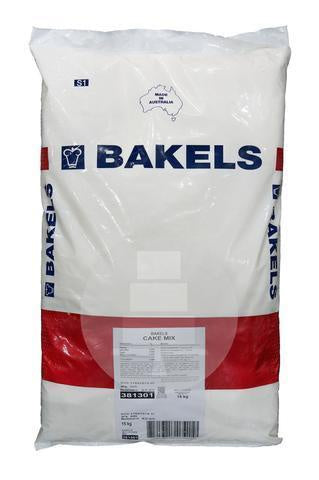 CAKE MIX 10KG FLOURLESS ALMOND