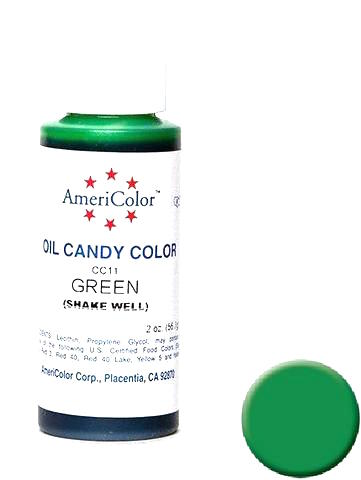 AMERICOLOR CANDY COLOUR 2OZ GREEN