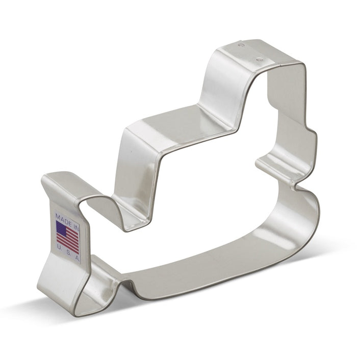 ANN CLARK COOKIE CUTTER BULLDOZER 4""