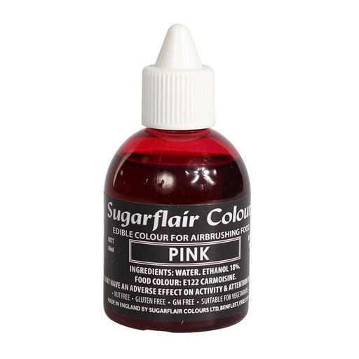 SUGARFLAIR AIRBRUSH 60ML PINK