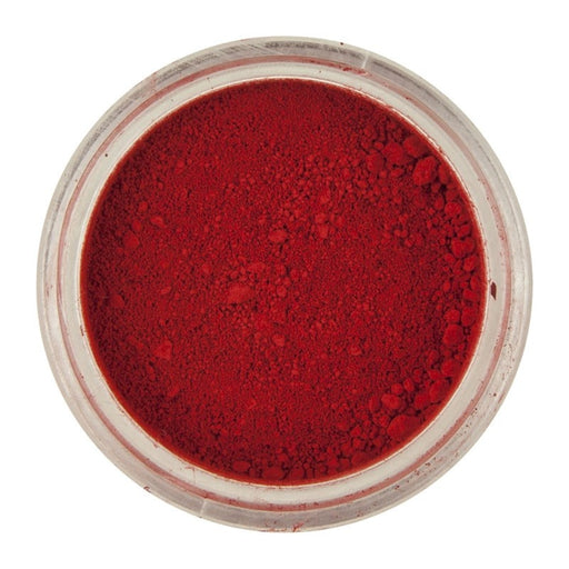 RAINBOW DUST POWDER COLOUR & PETAL DUST CHILLI RED