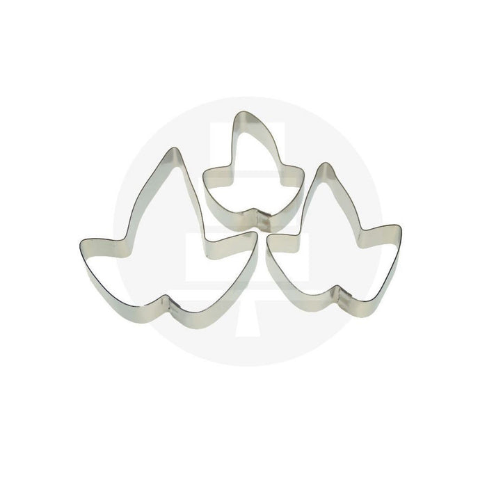 CUTTER IVY LEAF 3PC