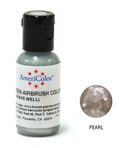 AMERICOLOR AIRBRUSH COLOUR 0.65OZ PEARL SHEEN