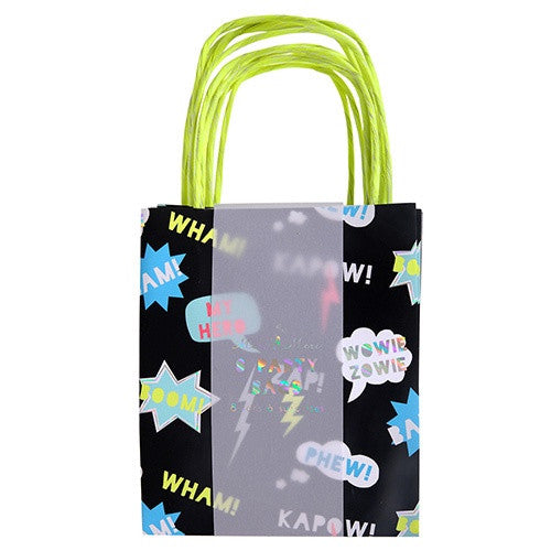 PARTY BAG ZAP! 8PC