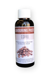 FLAVOURING PASTE 100G COFFEE