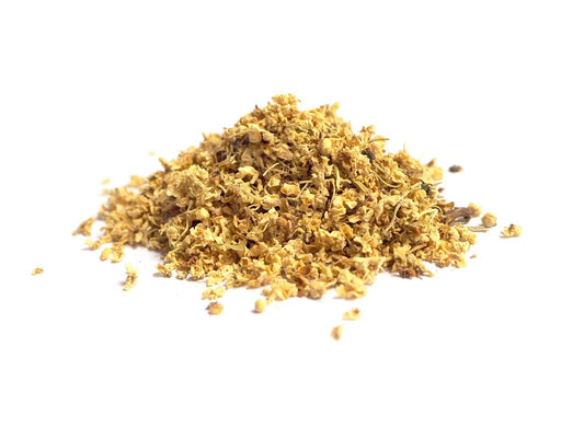 DRIED EDIBLE ELDERFLOWER 25G