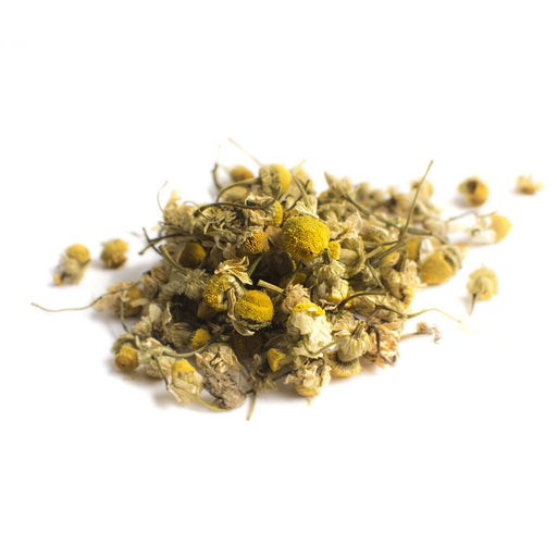DRIED EDIBLE ORGANIC CHAMOMILE 28G