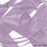 RIBBON POLY SATIN LILAC 25MM