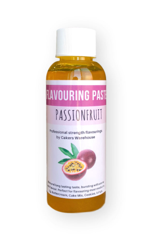 FLAVOURING PASTE 100G PASSIONFRUIT
