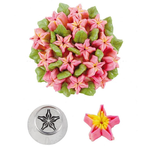 SPECIALTY PIPING TIP STAR FLOWER