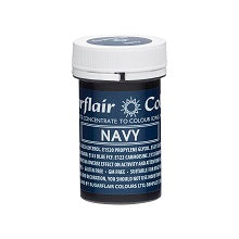 SUGARFLAIR PASTE 25G NAVY