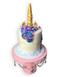 UNICORN HORN GOLD 1PC