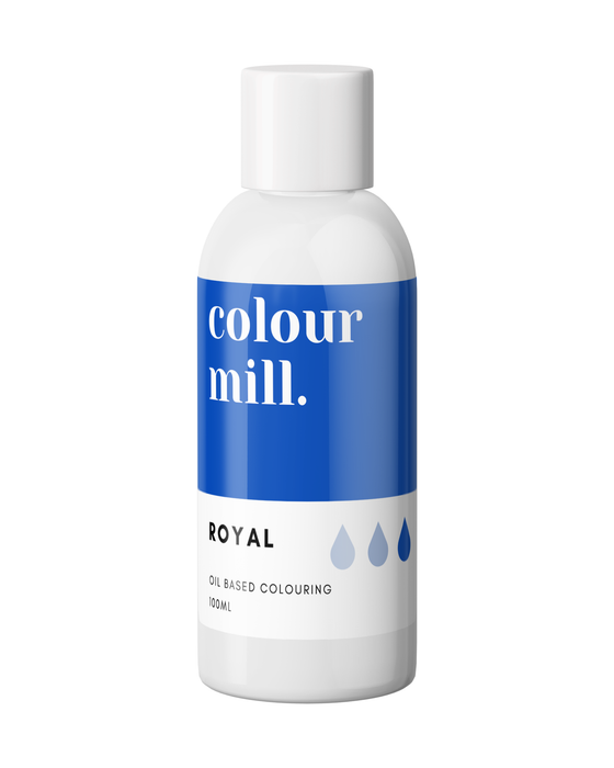 COLOUR MILL OIL BASED COLOURING 100ML ROYAL
