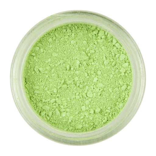 RAINBOW DUST POWDER COLOUR & PETAL DUST CITRUS GREEN