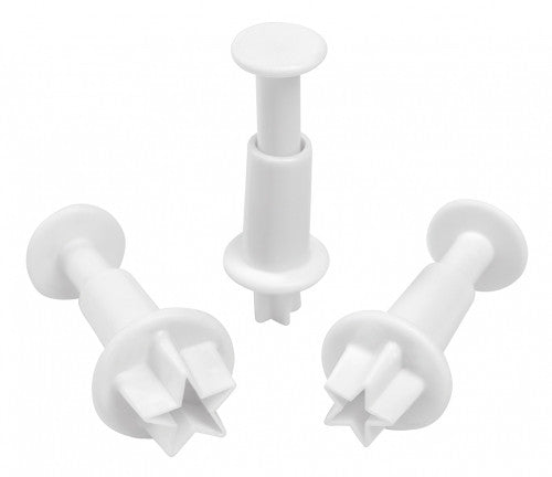 PLUNGER CUTTER STAR 3PC