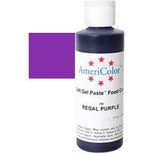 AMERICOLOR GEL COLOUR 4.5OZ REGAL PURPLE