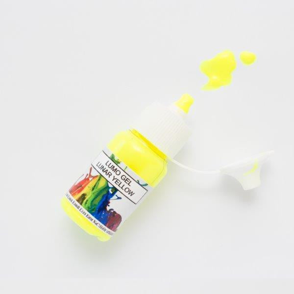 GEL LUMO PAINT LUNAR YELLOW
