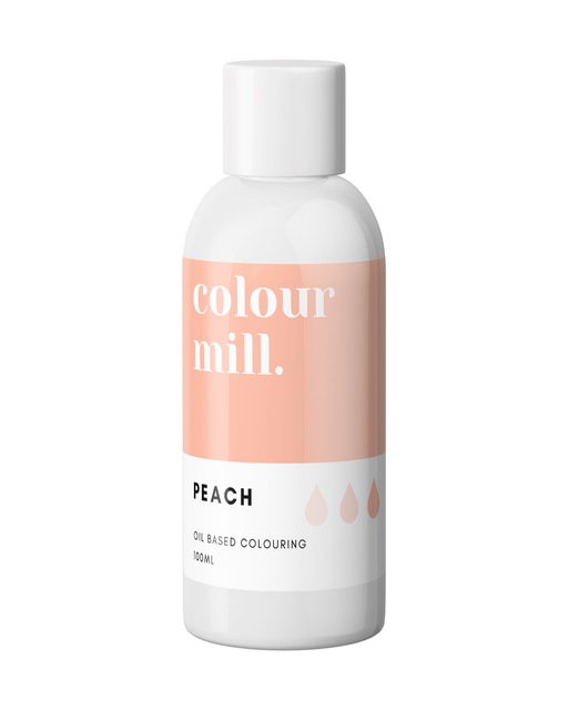 COLOUR MILL OIL BASED COLOURING 100ML PEACH