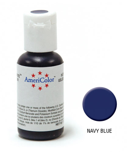 AMERICOLOR GEL COLOUR 21G NAVY BLUE