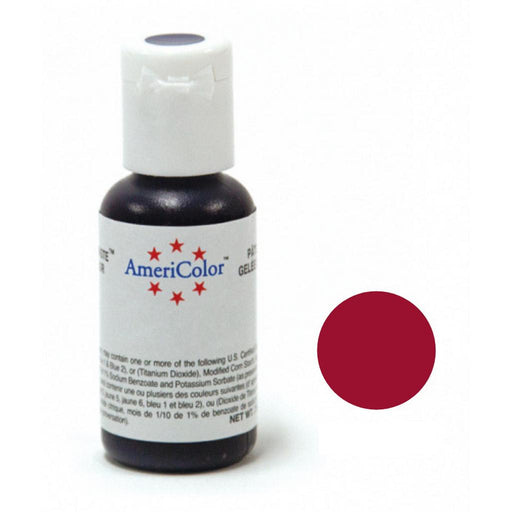 AMERICOLOR GEL COLOUR 21G CRIMSON