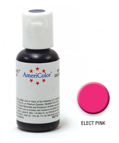 AMERICOLOR GEL COLOUR 21G ELECTRIC PINK