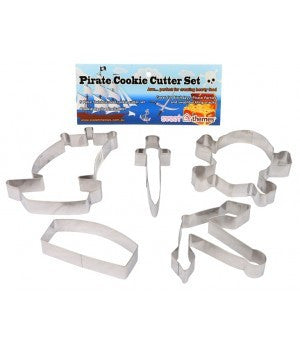 CUTTER PIRATE 5PC