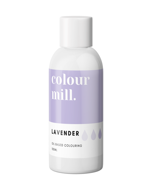 COLOUR MILL OIL BASED COLOURING 100ML LAVENDER