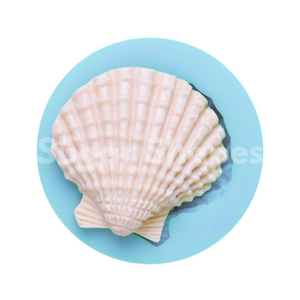 SILICONE MOULD SEASHELL MEDIUM