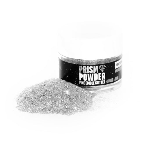 FANCY SPRINKLES PRISM POWDER 4G RHINESTONE SILVER