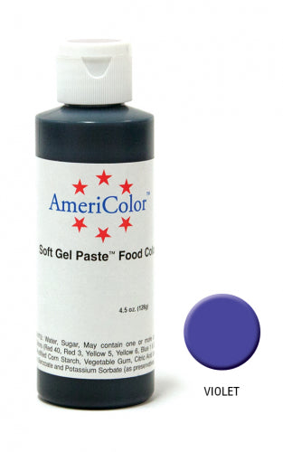 AMERICOLOR GEL COLOUR 4.5OZ VIOLET