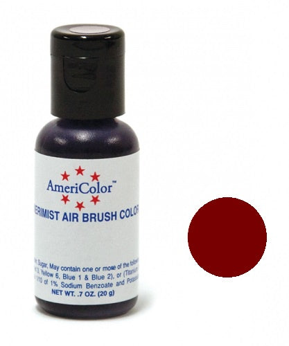 AMERICOLOR AIRBRUSH COLOUR 0.65OZ MAROON