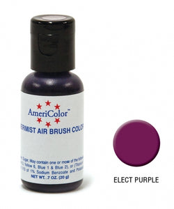 AMERICOLOR AIRBRUSH COLOUR 0.65OZ ELECTRIC PURPLE