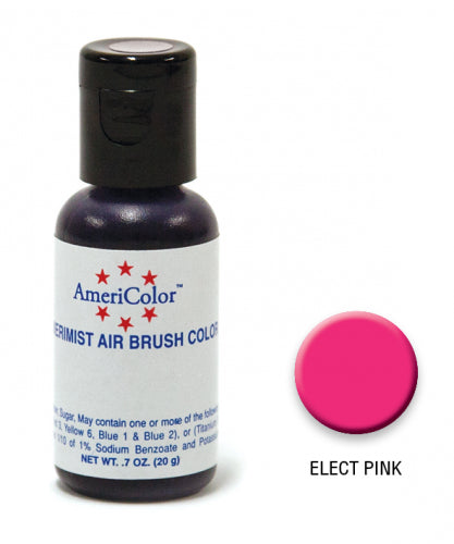 AMERICOLOR AIRBRUSH COLOUR 0.65OZ ELECTRIC PINK