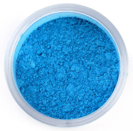LUSTER DUST 2G TROPICAL BLUE