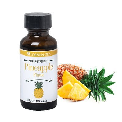 CANDY OIL 1OZ PINEAPPLE