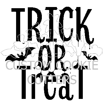 STAMP EMBOSSER TRICK OR TREAT
