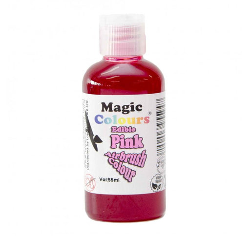 AIRBRUSH COLOUR 55ML PINK *CLEARANCE*
