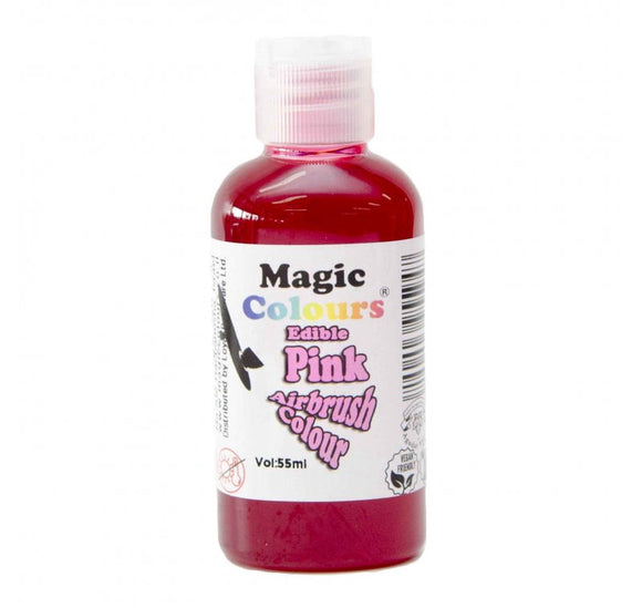 AIRBRUSH COLOUR 55ML PINK