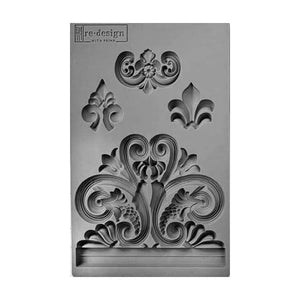 SILICONE MOULD DECOR BRIDGEPORT IRONGATE