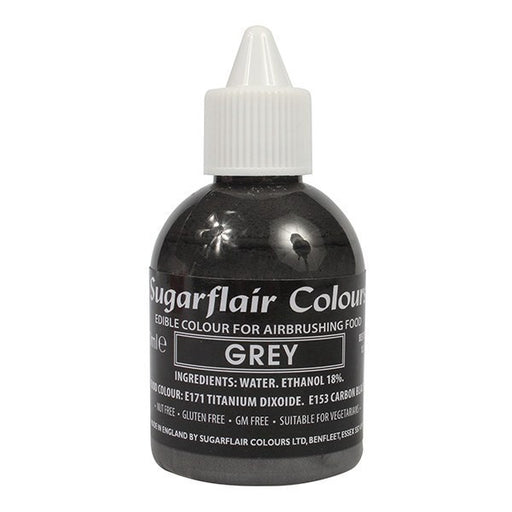 SUGARFLAIR AIRBRUSH 60ML GREY