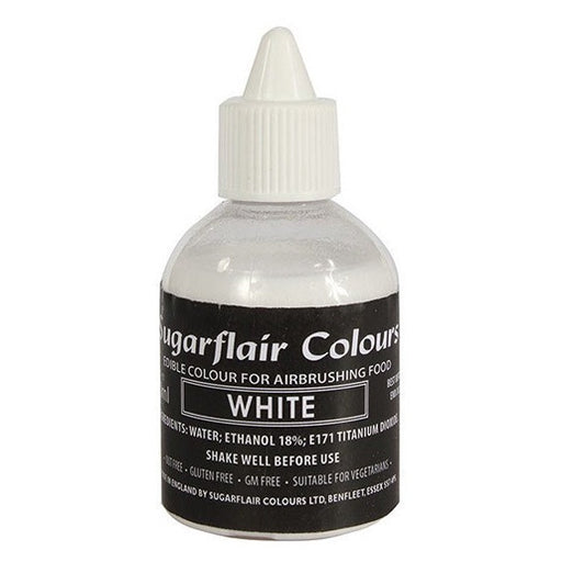 SUGARFLAIR AIRBRUSH 60ML WHITE